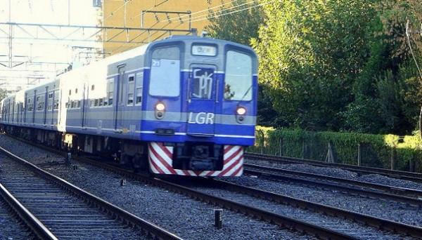 Tren Rapido La Plata Buenos Aires