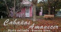 Cabañas Amanecer, escapadas de fin de semana cerca de Buenos Aires