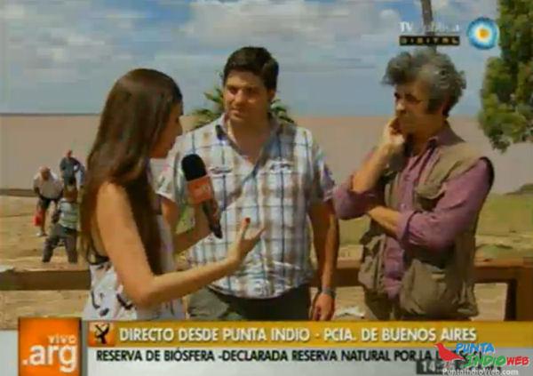 ezequiel calvano vivo en argentina canal 7