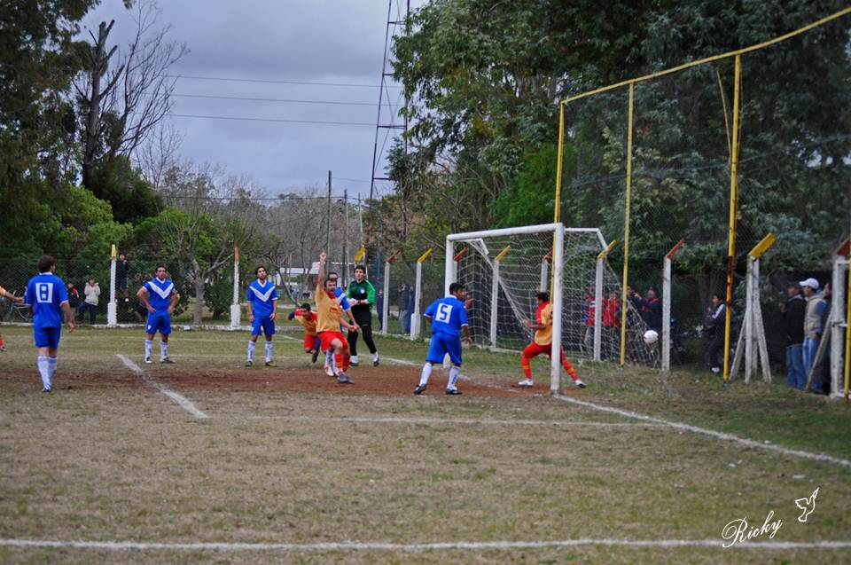 Gol de Juventud Unida de Veronica