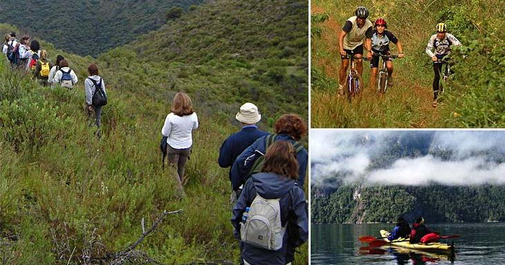 curso de Introducción a las Travesías en Areas Naturales