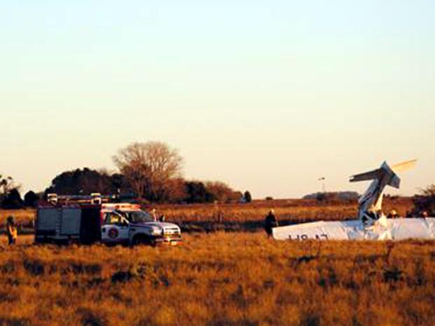 cessna accidente veronica