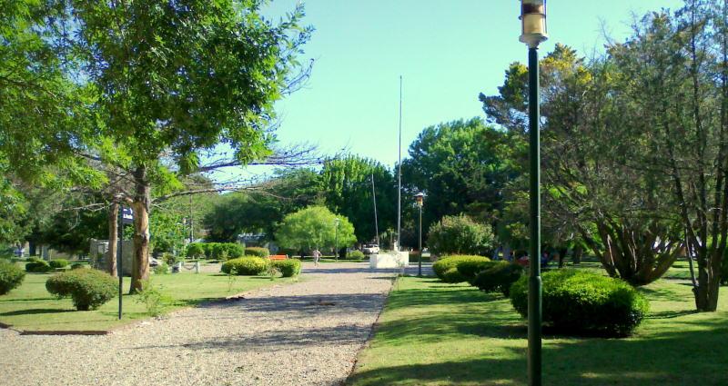 plaza julio argentino roca pipinas