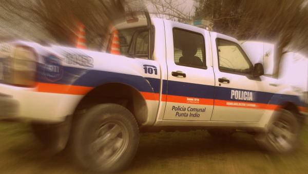 policia punta indio