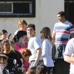 hernan yzurieta en el polemico evento del anfiteatro