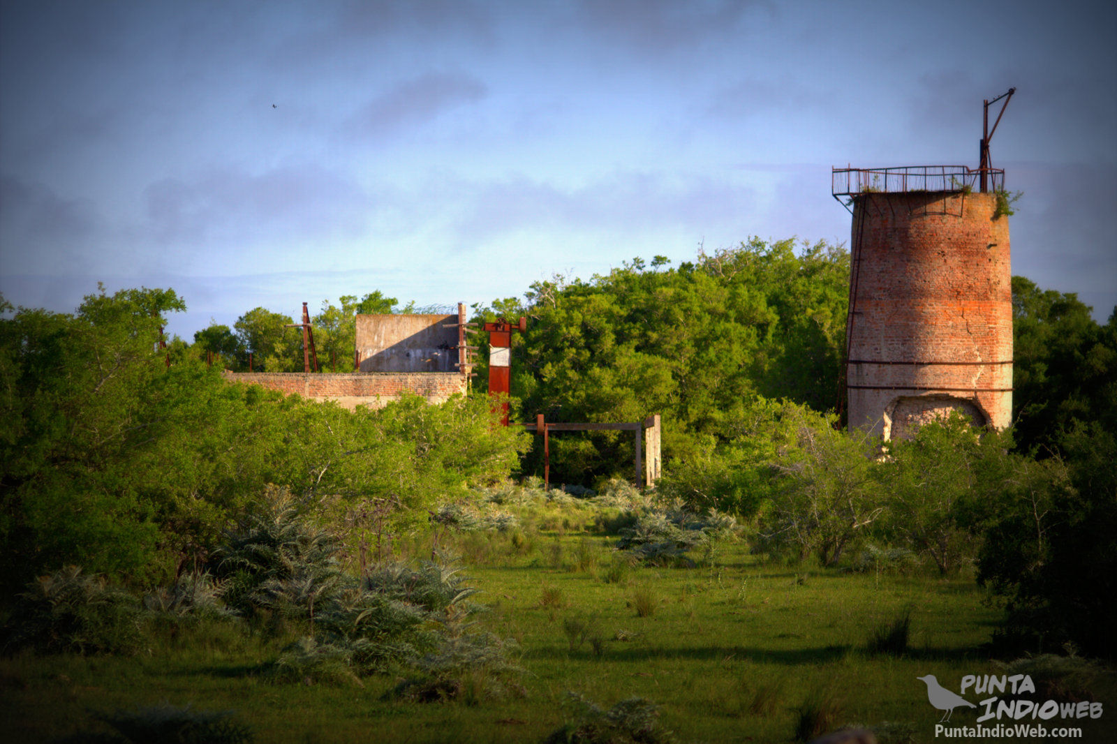 antigua calera de Punta Indio