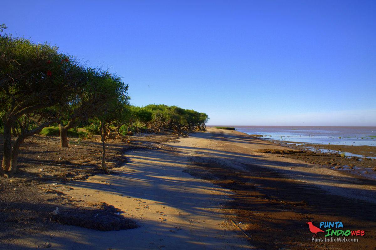 playas solitarias punta piedra
