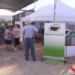 Stand de la Sociedad Rural de Punta Indio