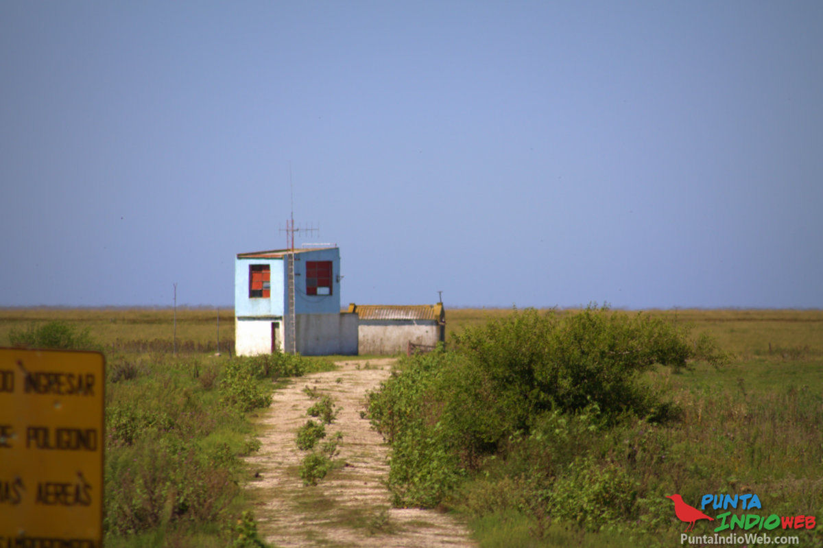 Lugar donde se intento lanzar el Tronador II