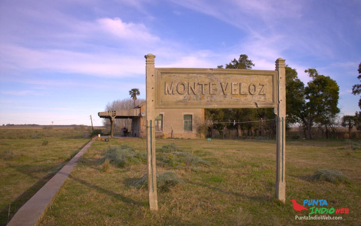 Estación Monte Veloz