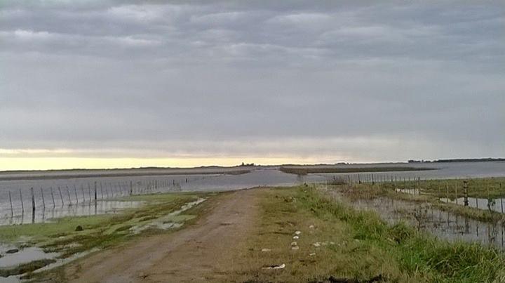 Camino a Corral del Indio por Alberto Daniel Sanchez para PuntaIndioWeb 3