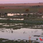 canteras inundadas