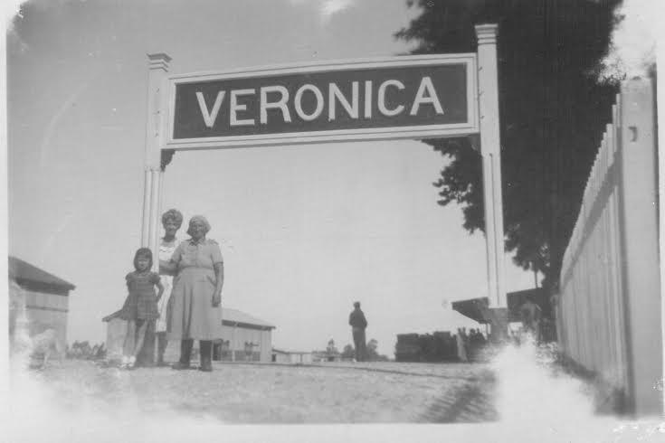Estación de Verónica 1955 Rosado