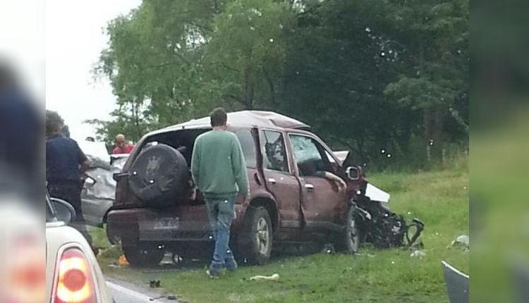 accidente fatal ruta 36