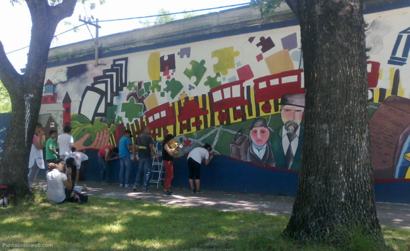 mural Edem 2 de Veronica