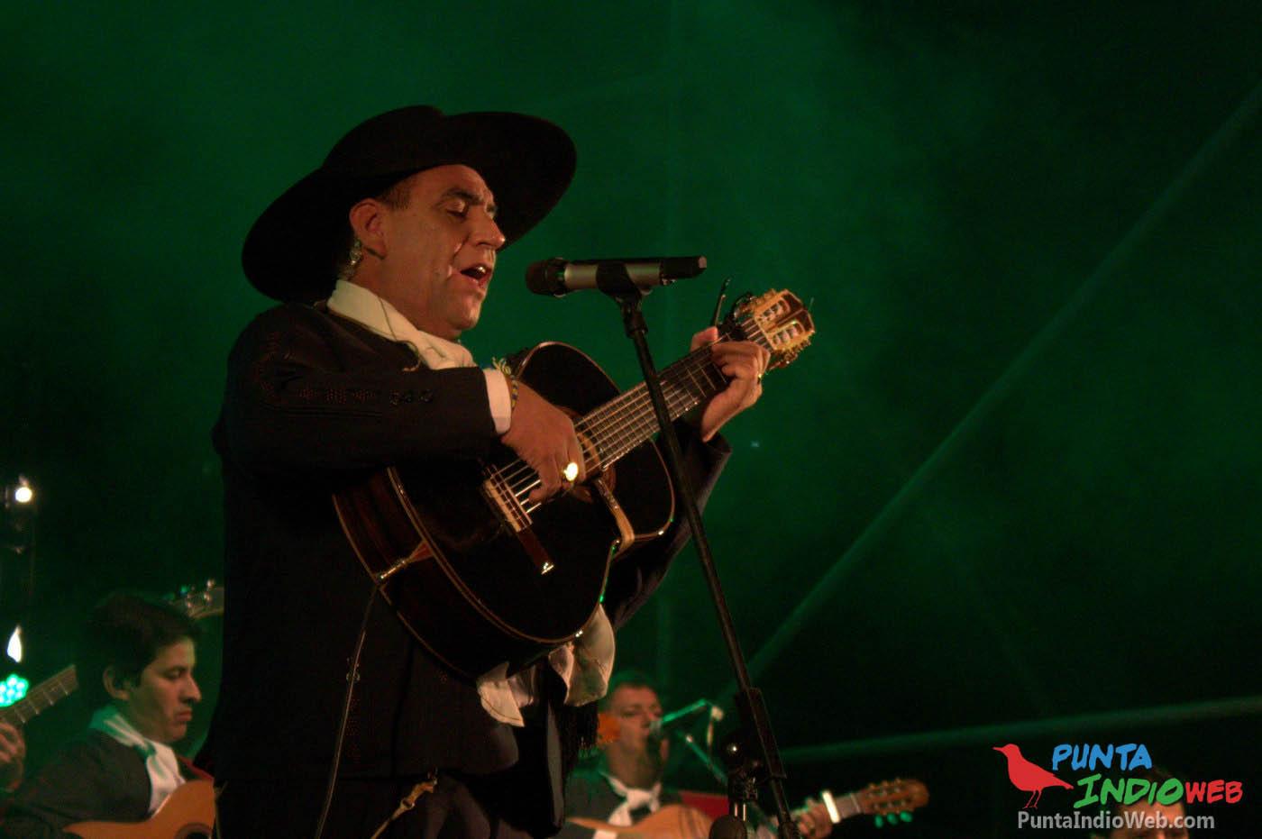 El Chaqueño Palavecino en los festejos del Centenario