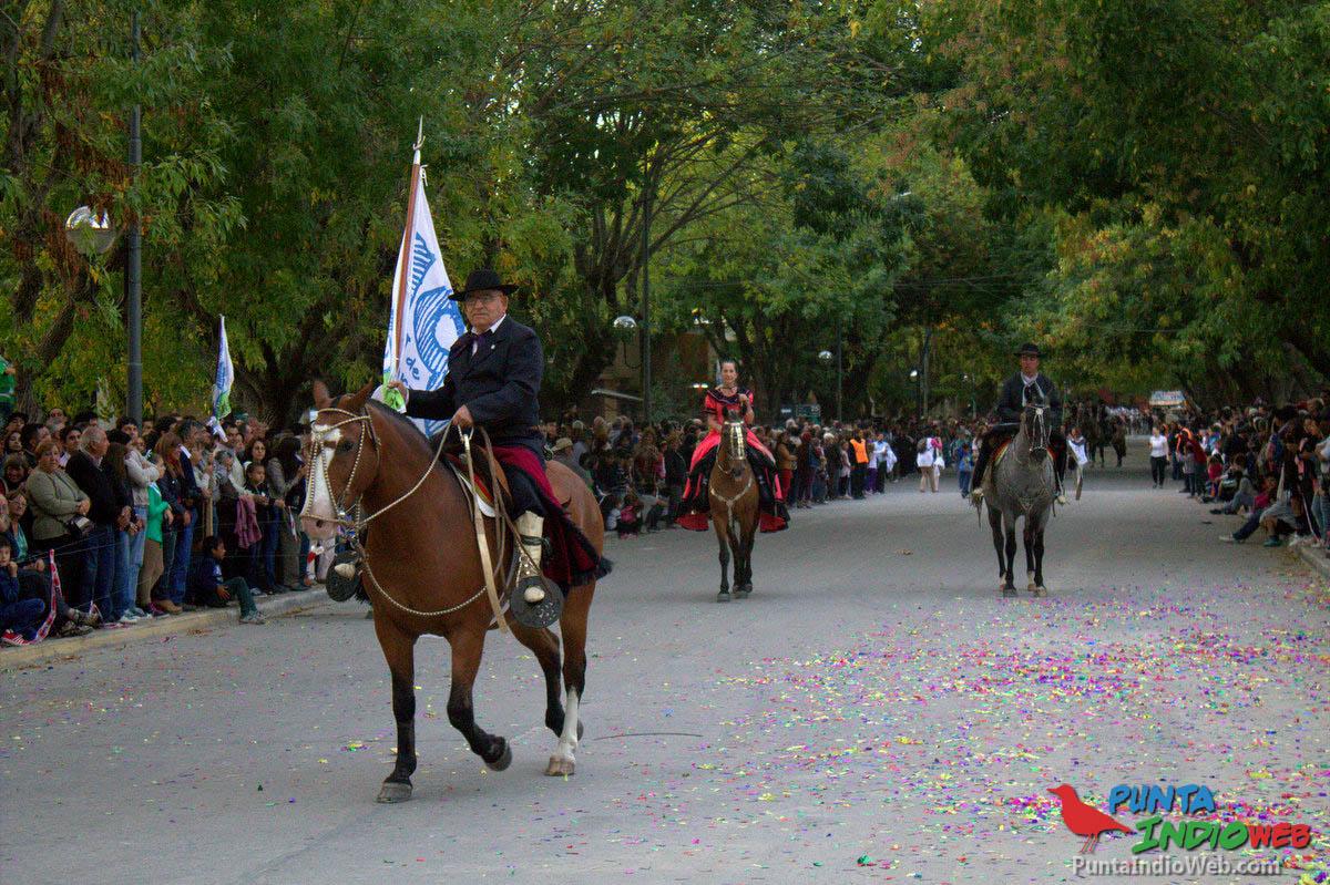 Desfile del Centenario Veronica 17