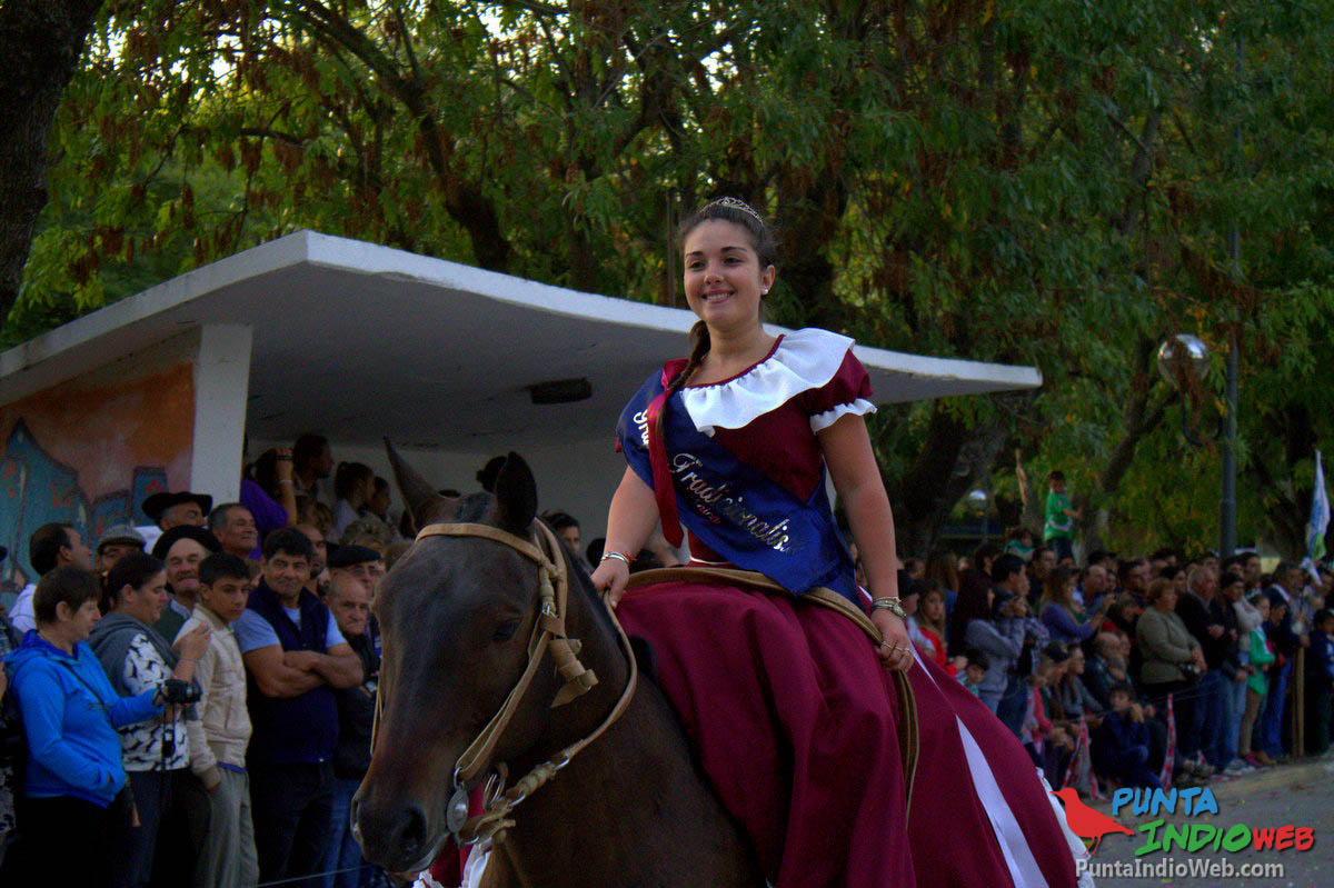 Desfile del Centenario Veronica 26