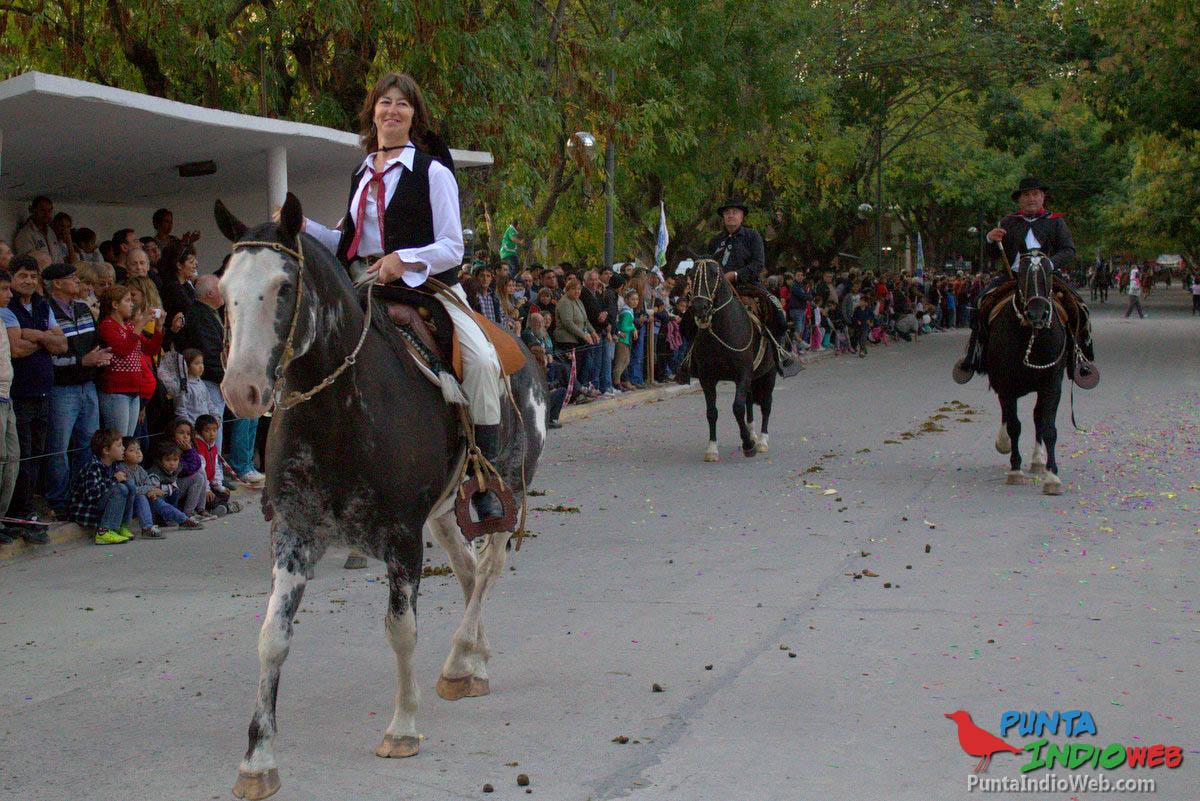 Desfile del Centenario Veronica 42