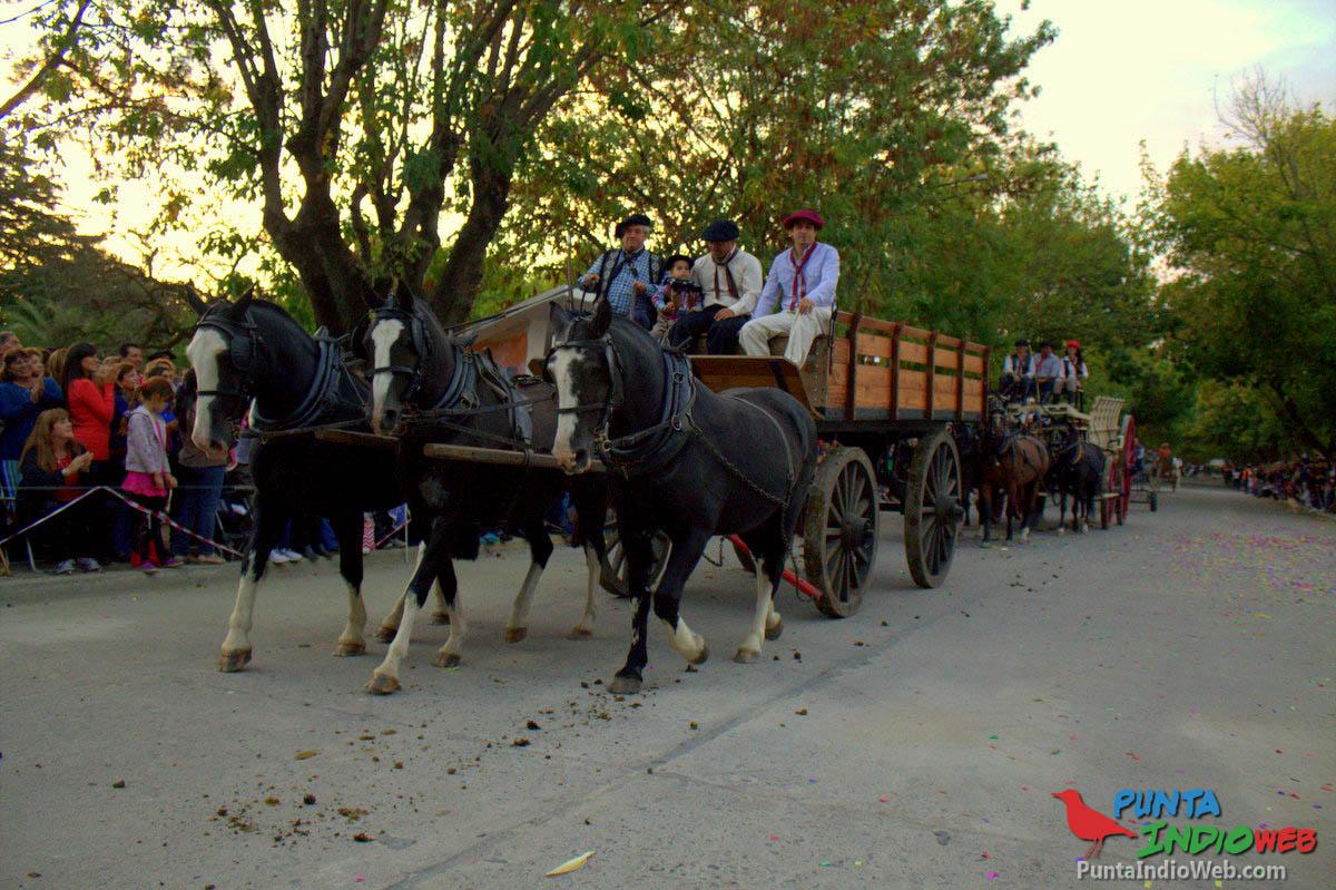 Desfile del Centenario Veronica 46
