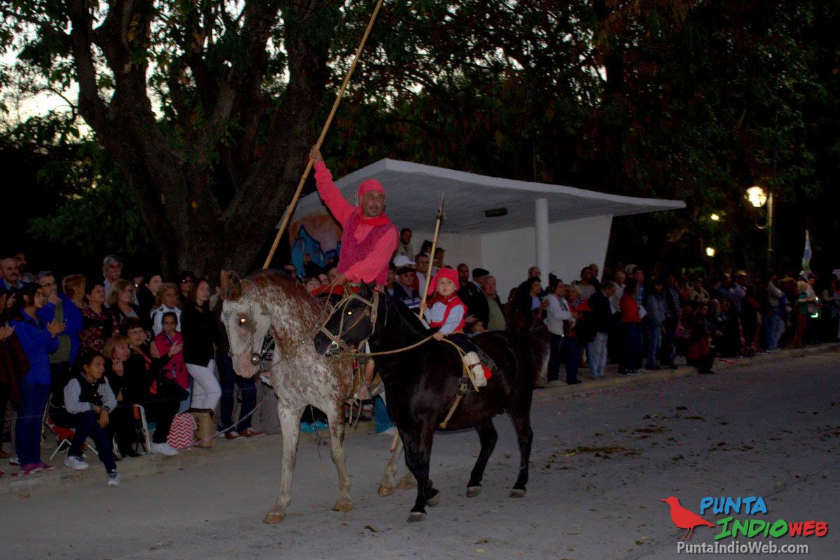 Desfile del Centenario Veronica 52