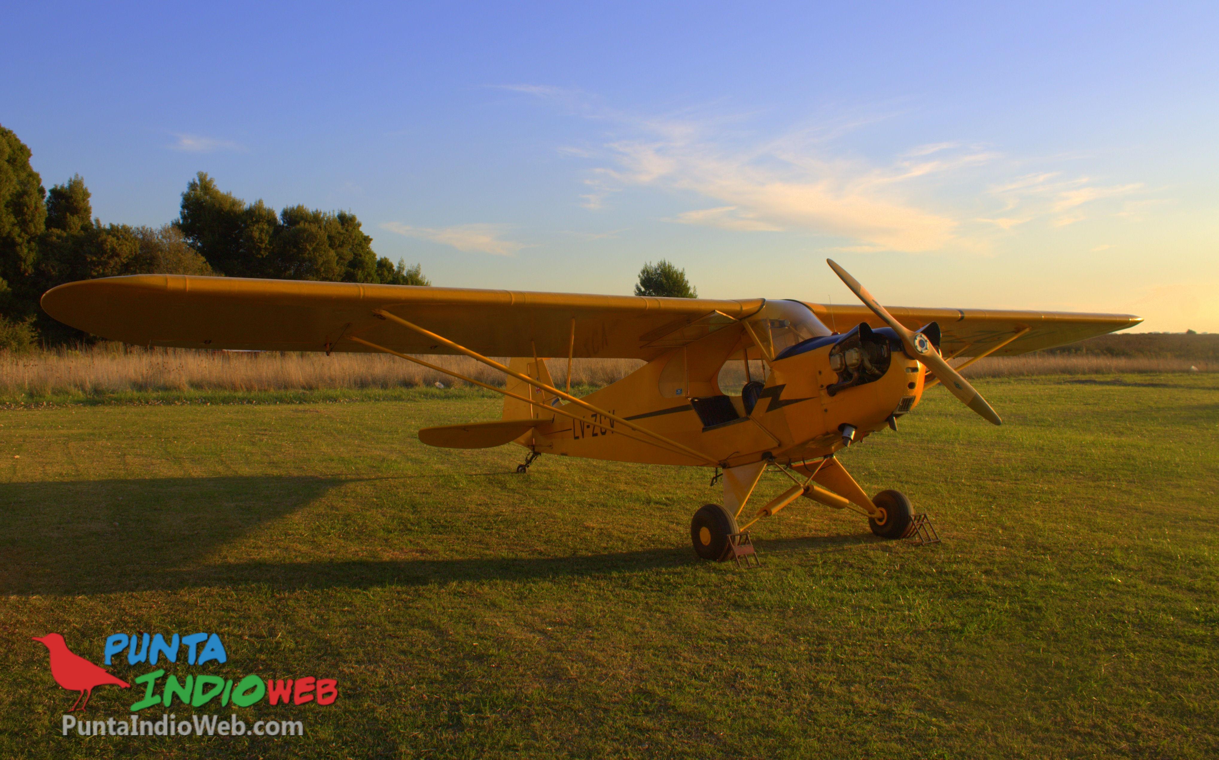 Piper J-3 Cub – Aeroclub Verónica